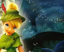 tinkerbell a great fairy with a lot of fairies friends