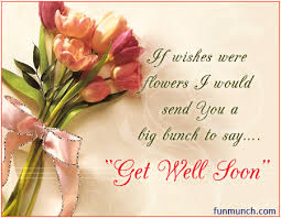 get better soon flowers bunch of flowers free get well soon ecards and get well soon