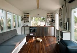 Tiny House Interiors Photos 210 Sq Ft Minim House Shelters Sweet Space Saving Interior With