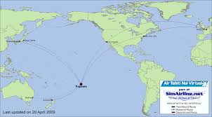 Ana Route Map Simairline Net Routes