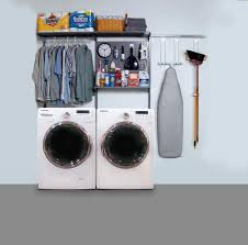 Storage Ideas For Laundry Rooms by Wall Systems Tritonproducts Com