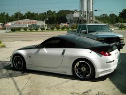 nissan 350z all black need help on two tone paint which factory black should i go with