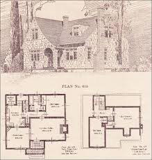 English Tudor Floor Plans 574 Best House Small House Plans Images On Pinterest Small