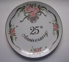 25th anniversary plates 56 best collectible plates images on dinner