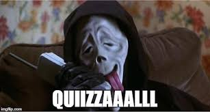 Scream Wazzup Meme - image tagged in quizzes quizzal scream school wazzup imgflip