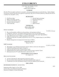 resume of an accountant assistant accounting assistant resume