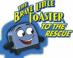 The Brave Little Toaster To The Rescue The Brave Little Toaster By Enigmawing On Deviantart