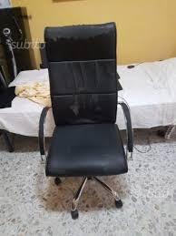 sedia studio sedia studio rotelle regolabile carrefour arredamento e