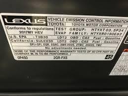 lexus rx warranty used 2017 lexus rx 450h 4 door sport utility in edmonton ab l13380