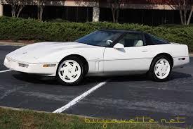 1988 corvette for sale 1988 corvette 35th anniversary for sale at buyavette atlanta