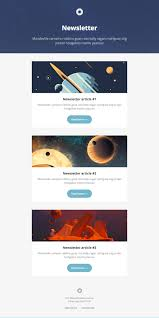 Responsive Html Email Templates by 27 Free Email Templates From Litmus U2014litmus Software Inc