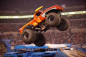 monster truck jams monster jam returns to verizon center win tickets fairfax