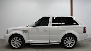 2006 land rover range rover sport supercharged suv nice upgrades