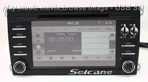 upgrade 2003 2004 2005 2006 2007 2008 2009 porsche cayenne stereo