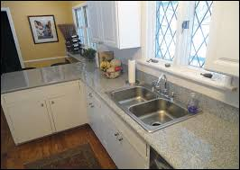 White Granite Kitchen Countertops by Imperial White Granite