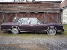 electric power steering 1985 lincoln town car free book repair manuals curbside classic 1985 lincoln town car the truth about cars