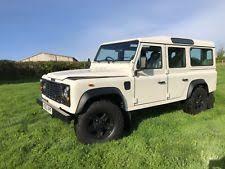 range rover defender pickup land rover defender 110 ebay