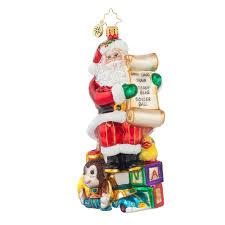christopher radko ornaments 2016 radko toyland love ornament 1017641