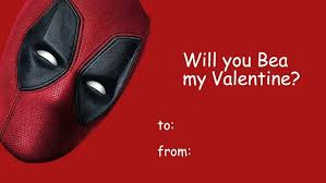 valentines day cards here are some cheesy deadpool 2 valentines day cards geektyrant
