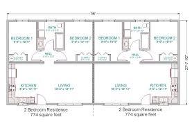 17 5 bdrm home plans flexible 3 or 4 bedroom house plan 21917dr