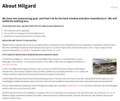 top 161 complaints and reviews about milgard