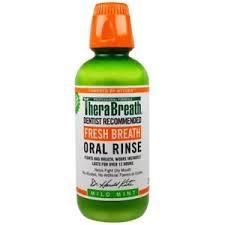 kosher mouthwash new therabreath fresh breath rinse kosher certified