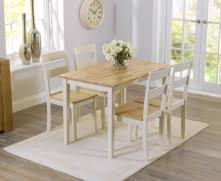 Space Saving Dining Tables And Chairs Space Saving Tables Chair Sets Oak Furniture Superstore