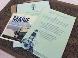 invitation pocket nautical wedding invitation pocket card
