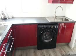 cuisine avec machine à laver ikea meuble lave vaisselle free wonderful lave linge dans cuisine