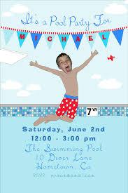 swim party invitations party invitations templates