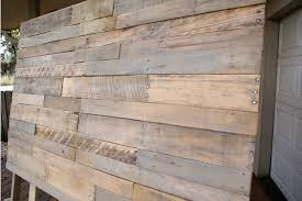 How To Make A King Size Platform Bed With Pallets by How To Build A Wood Pallet Headboard U2014 The Thinking Closet