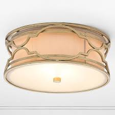 gold flush mount light beautiful gold flush mount light 132 best images about dining room