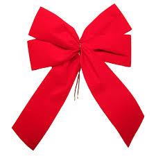 velvet bows velvet bows outdoor christmas bows value outdoor bright