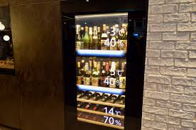 Panasonic Kitchen Appliances India Ces 2017 Panasonic Smart Kitchen Wows With Smart Wine Cellar And More