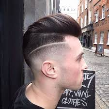 haircut with the line men men s hairstyles 2017 modern pompadour haircut ideas for men with