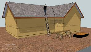 How To Frame A Hip Roof Addition A Tale Of Two Pitches Exploring Off Angle Roof Framing Fine