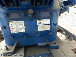 quincy 4125 air compressor item dd1731 sold august 16 v