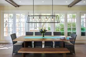 Light Dining Table With Round Dining Room Table Dining Room - Height of dining room light from table