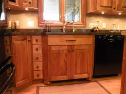 Kitchen Maid Cabinets Reviews Furniture Rustic Kitchen Decor With Wooden Kraftmaid And Wooden