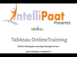 tableau visualization tutorial the tableau tutorial provided by intellipaat provides tableau