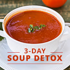 cooking light 3 day cleanse 3 day soup detox