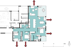 Types Of Apartment Layouts Individual Apartment Types Auckland Design Manual