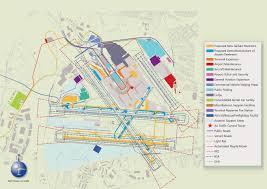Charlotte Nc Airport Map Master Planning U0026 Strategy Landrum U0026 Brown Master Planning