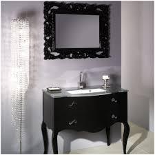 Bathroom Vanity Black by Bathroom White Round Sink Bathroom Black Wooden Vanity With