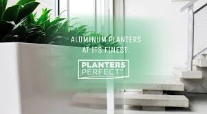 metal planters green theory distributors