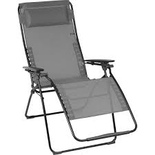 Lounge Chair Dimensions Ergonomics Amazon Com Lafuma Futura Xl Zero Gravity Chair Grey Steel Frame