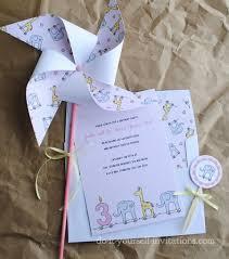 diy invitation kits printable 3rd birthday invitations diy party invitation kits