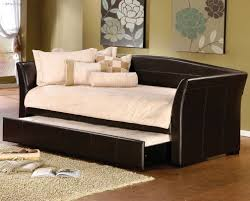 leather upholstered daybeds