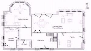 floor plan template word youtube
