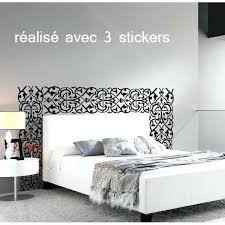 stickers pas cher chambre stickers mural city lit deco gacant pas cher chambre tate stickers